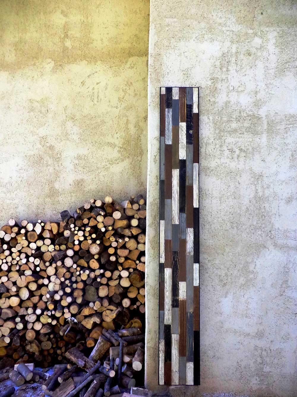 Pannelli decorativi in legno