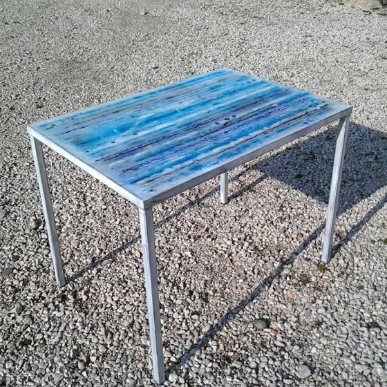 Tavolo Cemento 70×100 cinque
